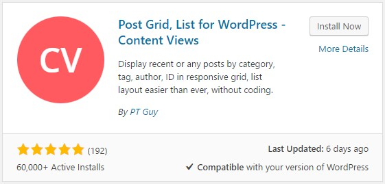 Building Nice Content Listings with Content Views
